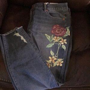 Ultimate Stretch Jeans revolutionary flex yarn